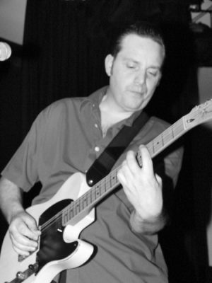 Bill - Lead Guitar for The Roosters Rock n Roll Band